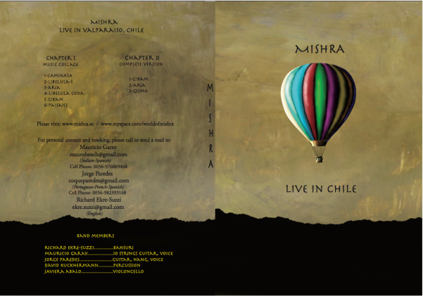 mishra DVD